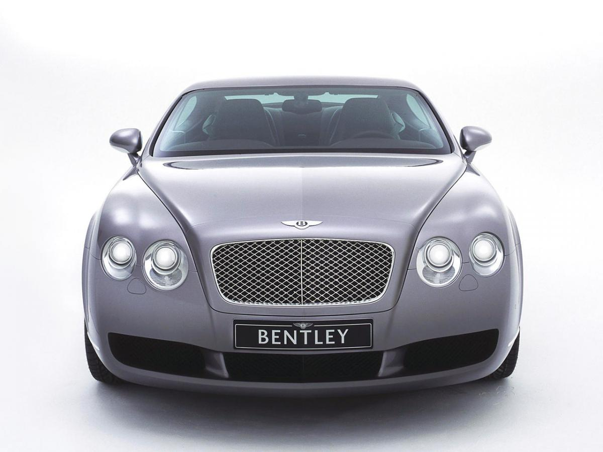 bentley continental gt i speed 6.0 at (610 л.с.) 4wd